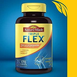 Nature Made TripleFlex - Glucosamine Chondroitin - 170 Caplets