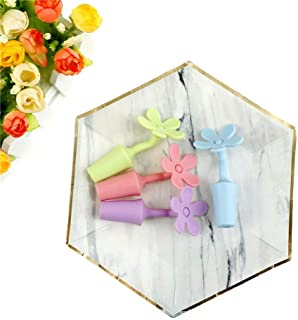Flsell - Cook Cap - Wholesale 4pcs Set Silicone Candy Flower S Beer Champagne Flavouring Bottle Cover Wine Stopper - Steel Elephant Funny Bulk Stainless Giraffe Kits Airator Pineapple Seller Peacock N