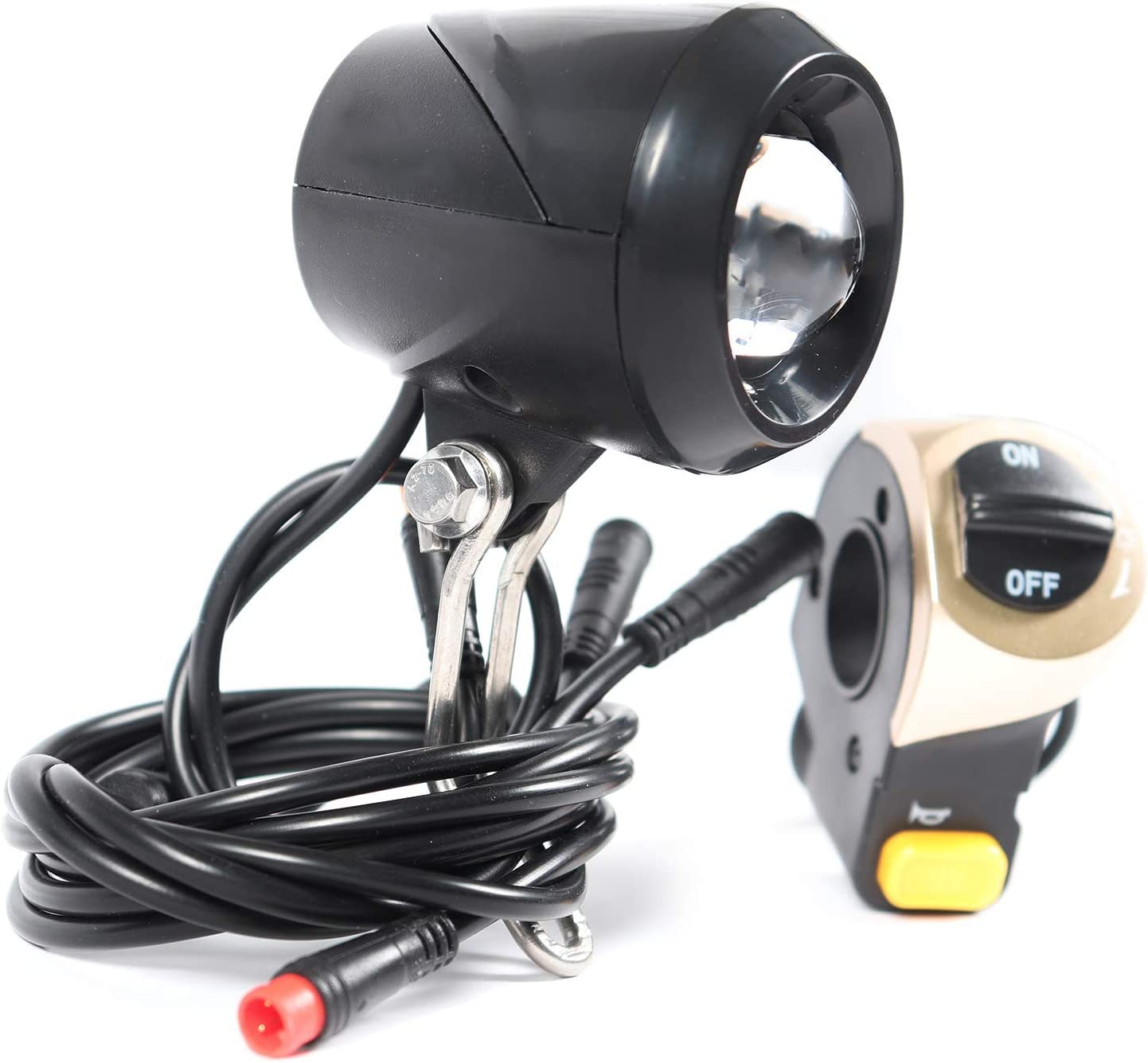 EBIKELING Electric Bicycle Recommended Front Waterproof OFFicial site Headlight