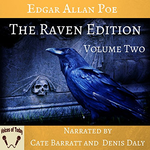 The Raven Edition, Volume 2 audiobook cover art