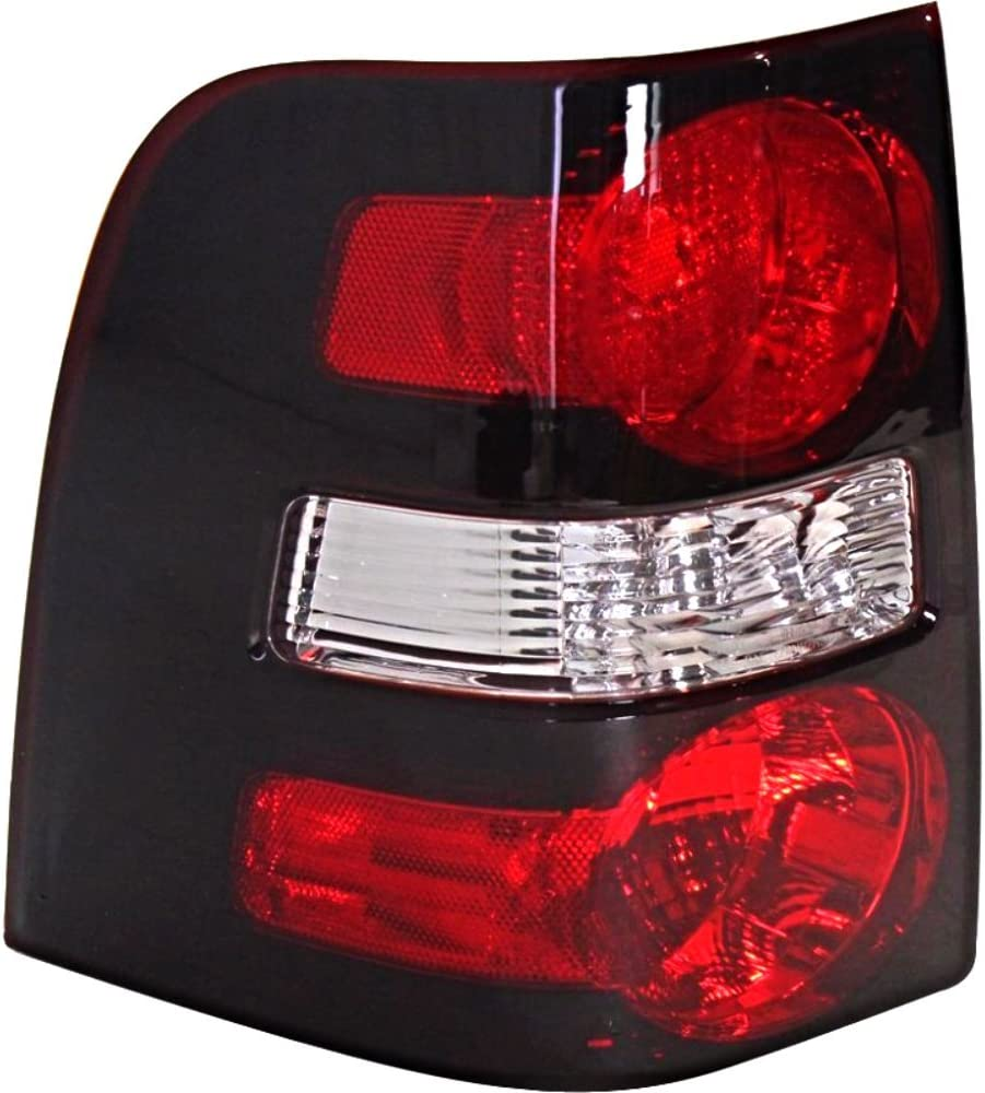Max 52% OFF Fits 06-10 Ford Explorer Left Driver Bargain sale Assembly Unit Lamp Tail
