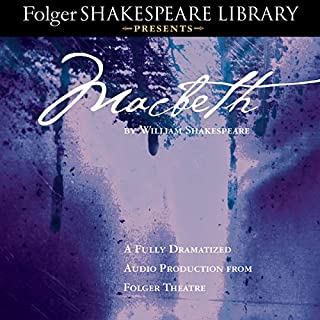 Macbeth: Fully Dramatized Audio Edition                   Auteur(s):                                                                                                                                 William Shakespeare                               Narrateur(s):                                                                                                                                 full cast                      Durée: 2 h et 12 min     10 évaluations     Au global 4,5