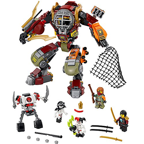 LEGO Ninjago 70592 Salvage M.E.C. Building Kit (439 Piece) by LEGO