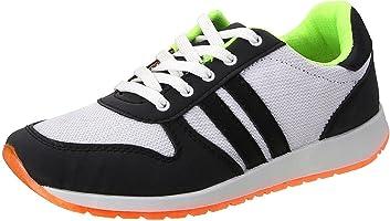 حذاء رياضي برباط وخطوط جانبية للنساء من ساليرنو