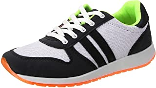 Salerno Side Stripe Lace-up Sneakers for Women