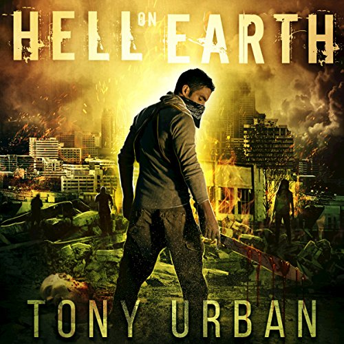 Hell on Earth audiobook cover art