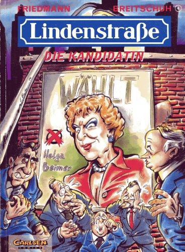 Das Geheimnis der Lindenstraße 4: Die Kandidatin (Comic)