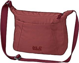 Jack Wolfskin Valparaiso Bag, Bolso cruzado Unisex Adulto, verde, Talla única