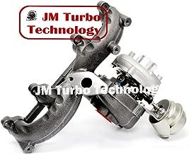 JM Turbo fit Audi A4 1.9T TDI K04 Turbo Gt1749v Turbocharger Cast Iron Manifold Wastegate New