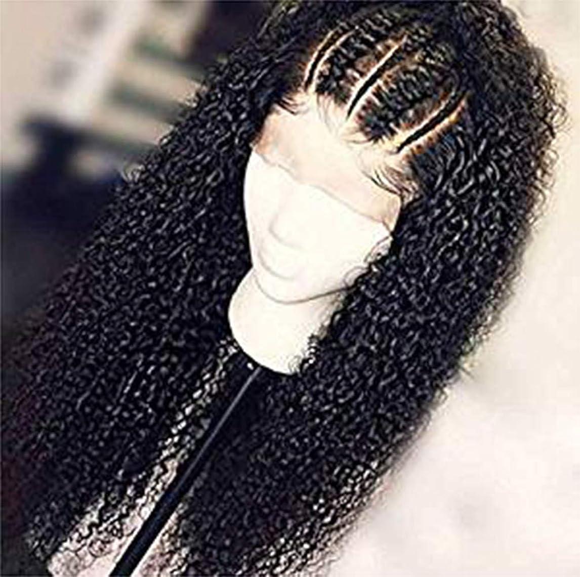 発掘対角線溶接9a女性人毛レースフロントかつら水波未処理のバージンヘアかつらブラジル水波髪130%密度