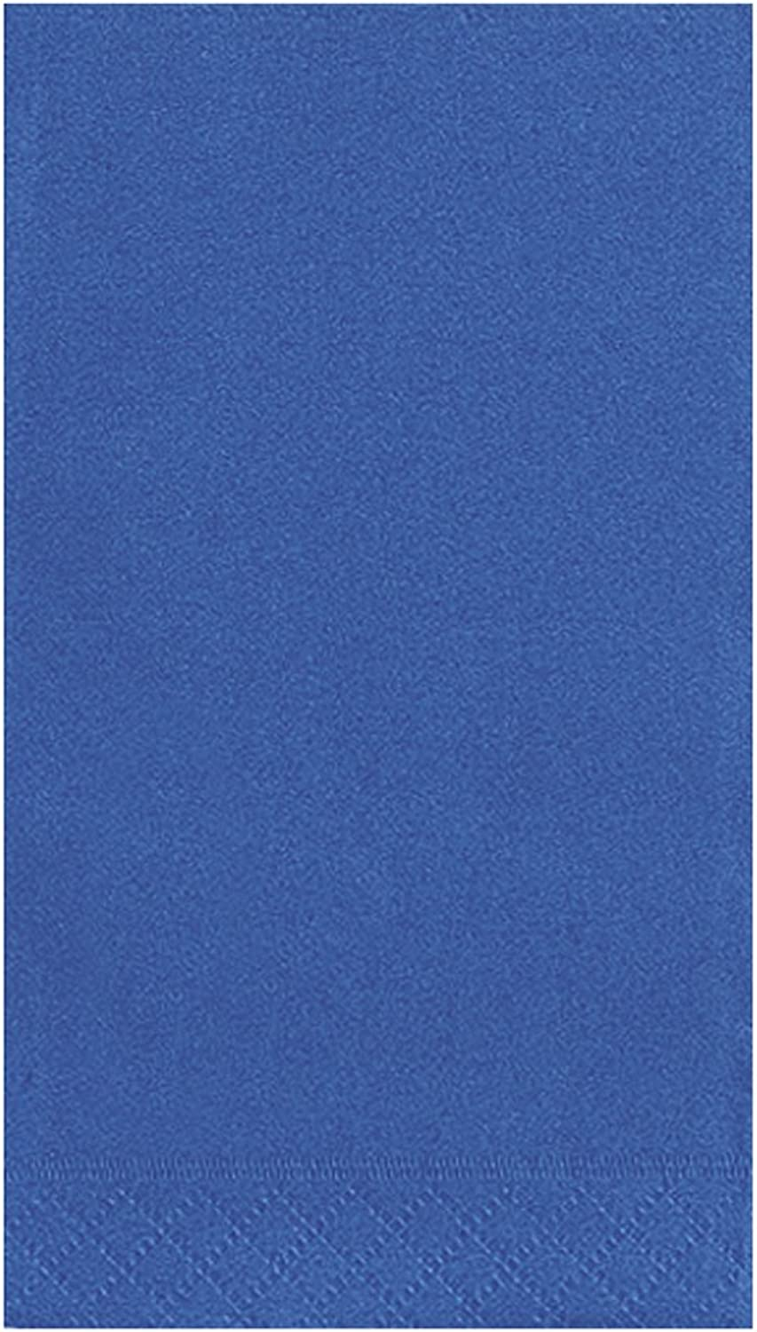 Royal bluee Guest Napkins, 20ct