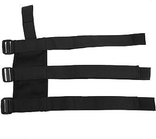 Auto Accessoire Betrouwbare Brandblusser Riem Bevestiging Houder Riem Voor Auto voor TJ YJ JK CJ(black)