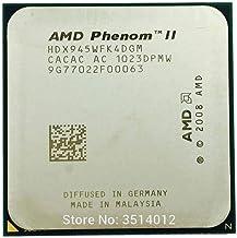 AMD Phenom II X4 945 95W 3.0GHz Quad-Core CPU Processor HDX945WFK4DGM/HDX945WFK4DGI Socket AM3