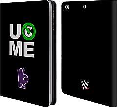 Official WWE John Cena Cenation Respect 2018/19 Superstars 5 Leather Book Wallet Case Cover Compatible for iPad Mini 1 / Mini 2 / Mini 3