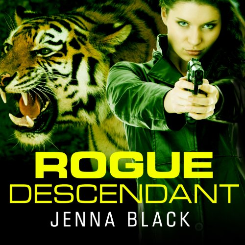Rogue Descendant audiobook cover art
