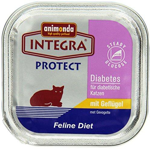Animonda Integra Protect Diabetes mit Geflügel (16 x 100 g)