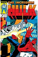 Incredible Hulk (1962-1999) #349 Kindle Edition