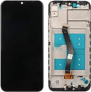 LCDディスプレイ+タッチスクリーンHuawei Honor 8A Pro / Y6 2019 / Y6 Prime 2019 JAT-L29 LCDディスプレイスクリーンのためのデッドピクセル液晶スクリーンフィット LCD画面の交換 (Col...