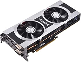 XFX AMD Radeon HD 7970 Black Edition 3GB GDDR5 2DVI/HDMI/2Mini DisplayPorts PCI-Express Graphics Cards FX797ATDBC;FX-797A-...