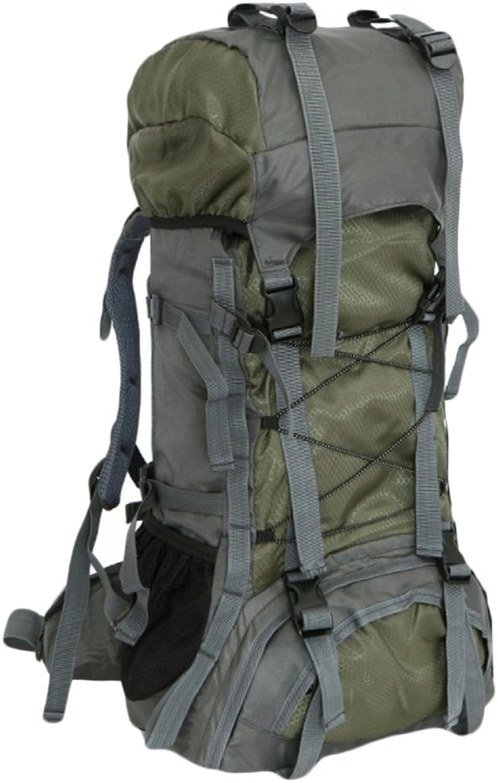 Snfgoij Wandern Klettern Rucksack Für Frauen 60Loutdoor Schulter Sporttasche Wasserdichte Oxford Bergsteigenbeutel
