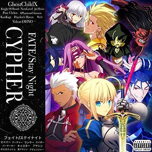 GhostChildX feat. Knight of Breath, Nextlevel, JayMusic!, Pure chAos Music, APhantomChimera, KaziKage, Hayden's Haven, Reyny Daze & Volcar-OHNO!