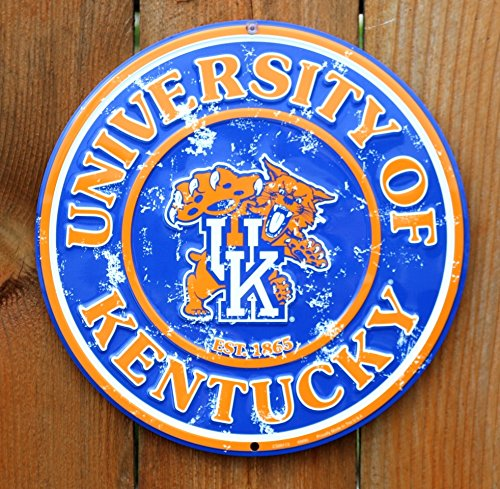 University of Kentucky Wildcats 12' Round Circle Sign