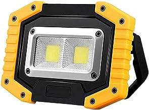Bao xiang Zaklamp Lawn Lamp Led Verlichting Multifunctionele Outdoor Schijnwerper Yellow Portable Spotlight