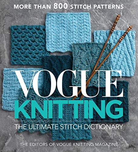 Vogue Knitting The Ultimate Stitch Dictionary product image
