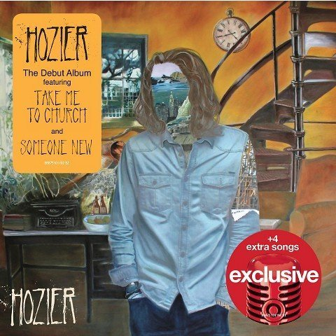 Hozier {Deluxe Edition} CD with 4 Exclusive Bonus Tracks by Sony