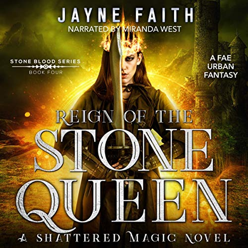 Reign of the Stone Queen cover art