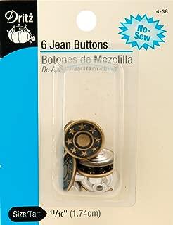 dritz jean rivets