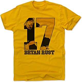 500 LEVEL Bryan Rust Shirt - Pittsburgh Hockey Men's Apparel - Bryan Rust Game
