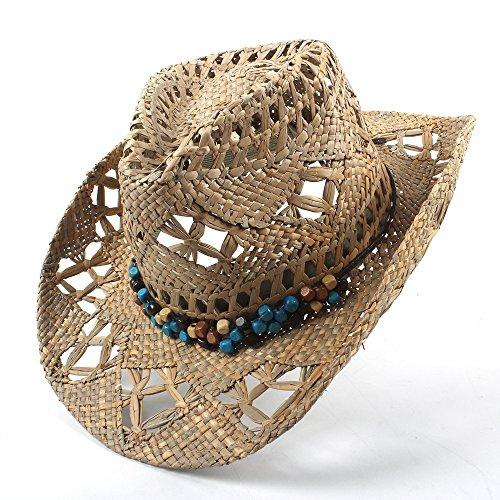 Accesorios sombrero de ala ancha diario Sombreros de vaquero de la armadura...