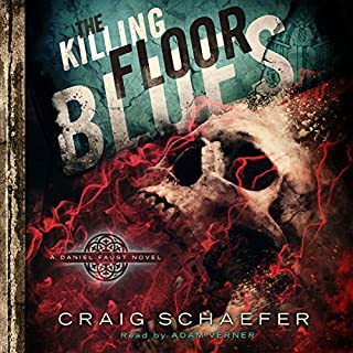 The Killing Floor Blues audiobook cover art