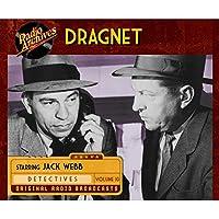 Dragnet audio book