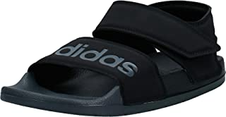 adidas Adilette Sandal, Unisex Adults' Fashion Sandals, Black (Core Black/Grey Six)