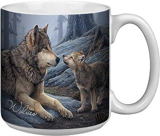 Tree-Free Greetings 20 Oz Coffee Mug, 1 Count (Pack of 1), Multicolor