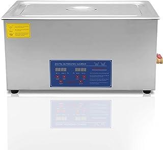 AOYUE 9050 Nettoyeur à ultrasons 0,5 L bain à ultrasons 30//50w 2 niveaux 40 KHz Timer