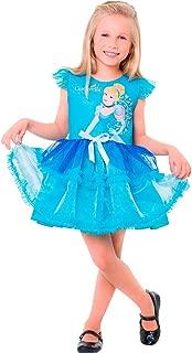 Regina 108025.3, Fantasia Princesa Cinderela Pop, Multicor