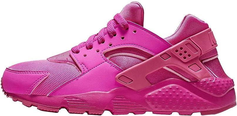 Indomable Diverso par  Nike Huarache Run Zapatos para niñas: Amazon.com.mx: Ropa, Zapatos y  Accesorios
