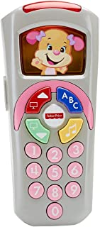 Fisher-Price Fisher Price Laugh And Learn Sis Remote Dld42 Electronic Toy Multi Color