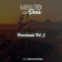 Minuto Com Deus: Devocionais, Vol. 3