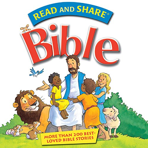 The Read and Share Bible audiobook cover art