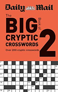 Daily Mail Big Book of Cryptic Crosswords Volume 2 (The Daily Mail Puzzle Books)