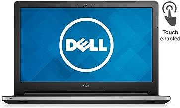Dell Inspiron I5558 Laptop PC, 15.6-inch HD LED Backlit Touchscreen Display, Intel Core i7-5500U, 8GB DDR3L Memory, 1TB Hard Drive, DVD+/-RW, Backlit Keyboard, HDMI, Windows 10