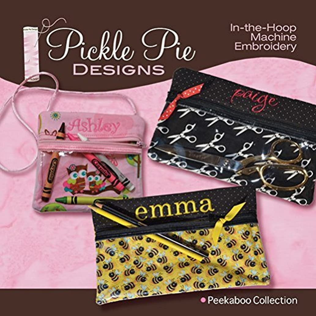Pickle Pie Designs PPD2 Peekaboo Bag Pattern