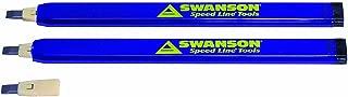 Swanson Tool CP216 24 Pack AlwaysSharp Refillable Carpenter Pencil