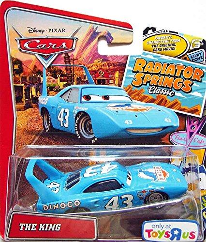 Disney Pixar Cars The King Radiator Springs Edition BFN49