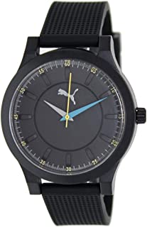Mono Men's Luxury Watch - Black/One Size Fits All