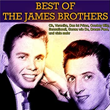 Best Of The James Brothers